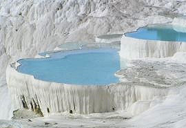 Pamukkale, the Cotton Castle